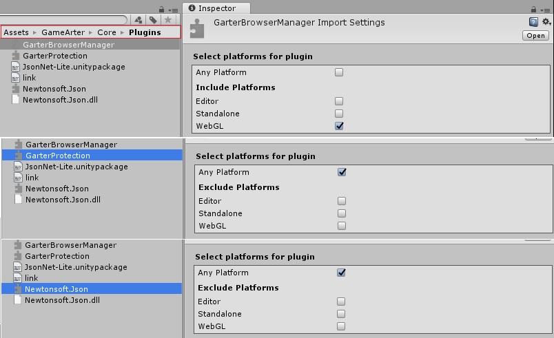 GameArter SDK   Documentation
