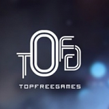 Game developer TOPFREEGAMES - logo